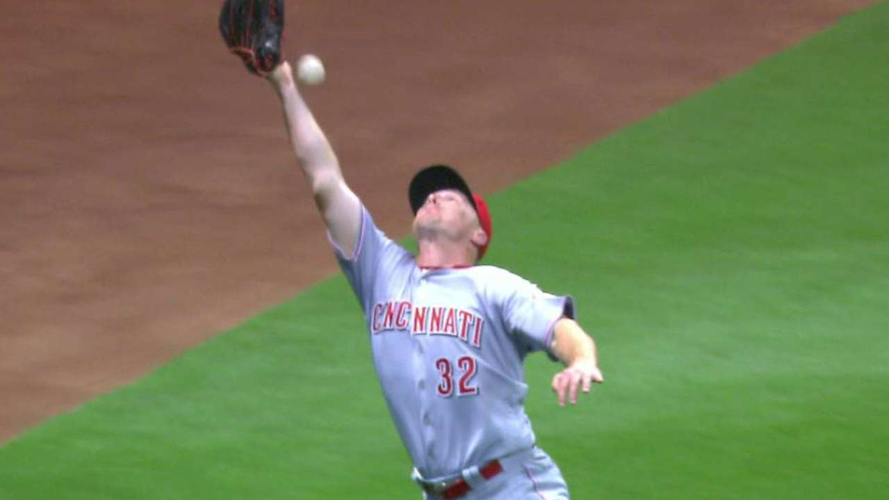 Price not allowing Reds succumb to negativity