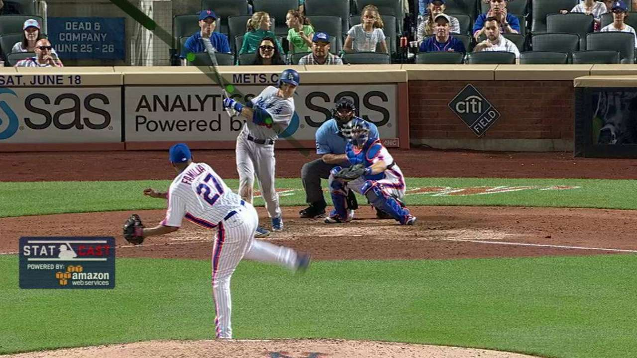 Utley continues to be a thorn in Mets' side