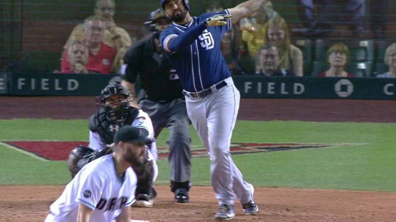 Kemp's solo home run