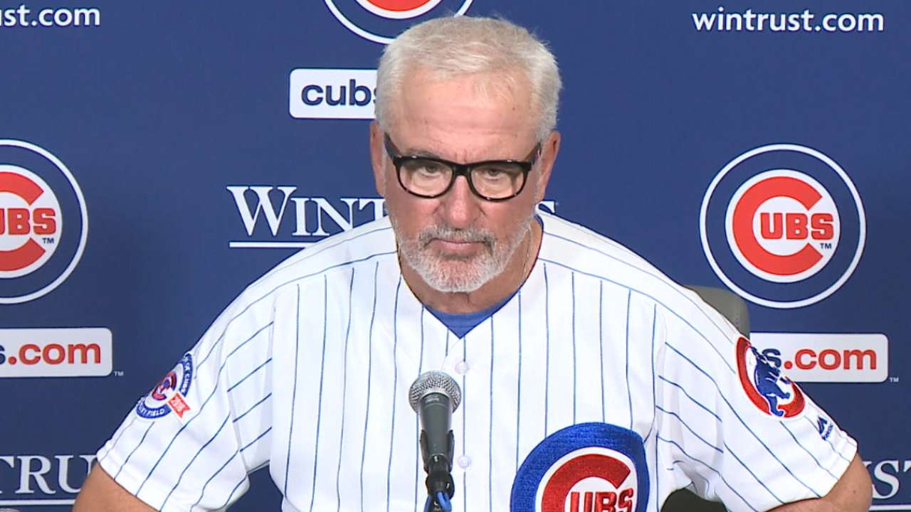 Maddon on 4-1 win over Phillies