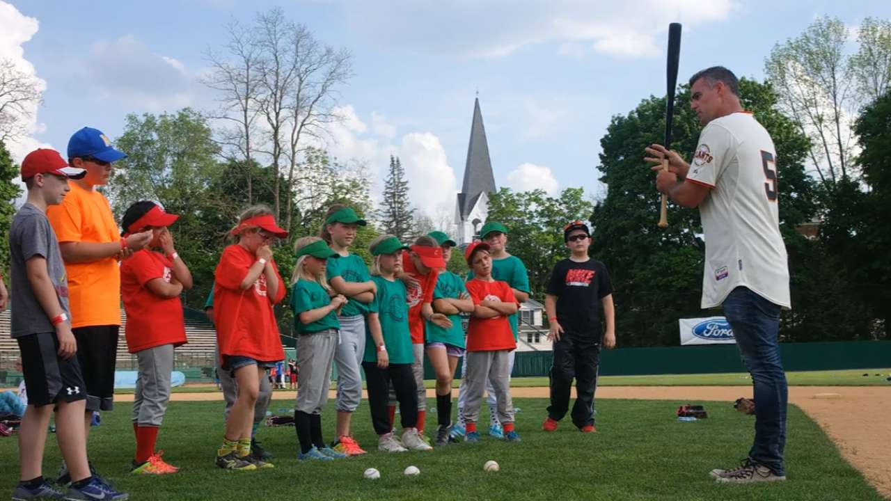 Hall of Fame: Cooperstown Clinic