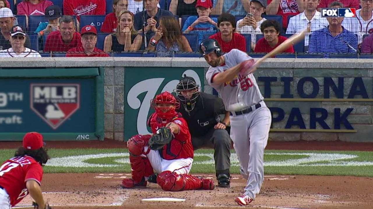 Wainwright se luce en triunfo de S.L. en Washington