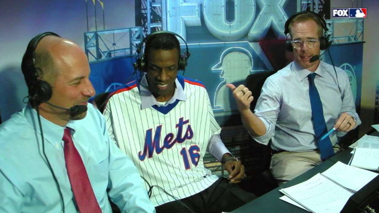 Gooden talks ceremony, pitching