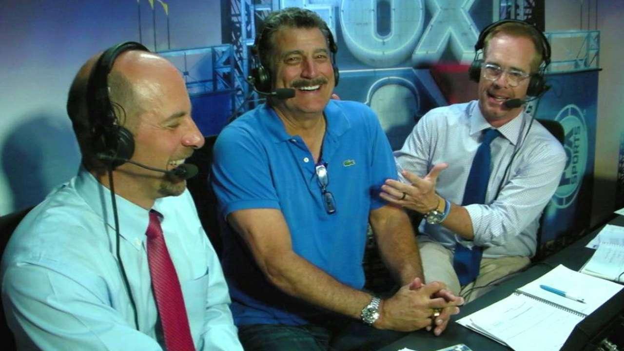 Hernandez talks '86 World Series