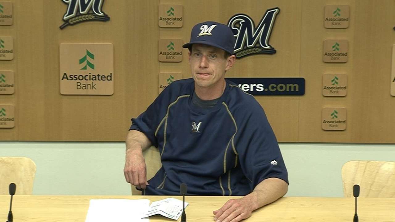 Counsell on 7-6 loss