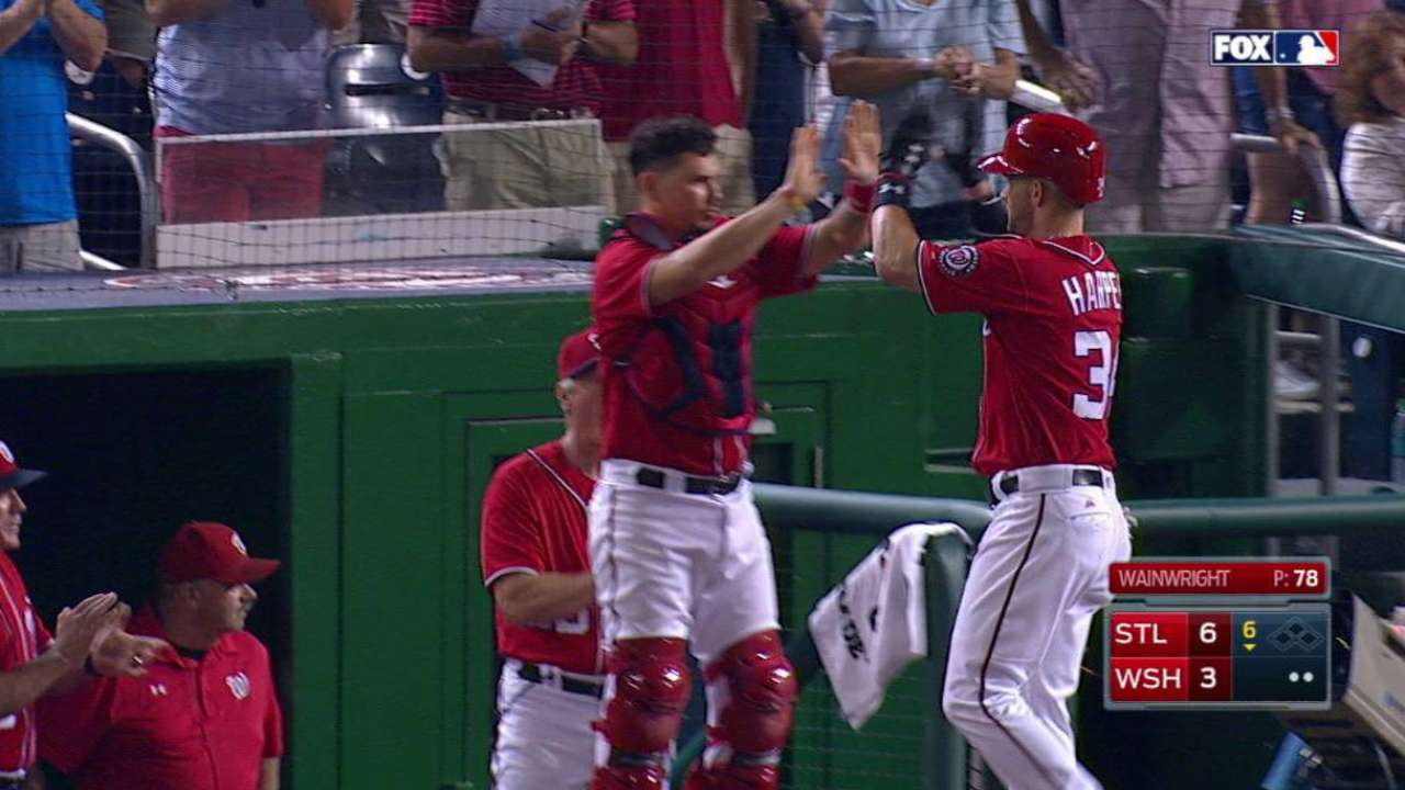 Harper, Murphy are must-haves in lineup