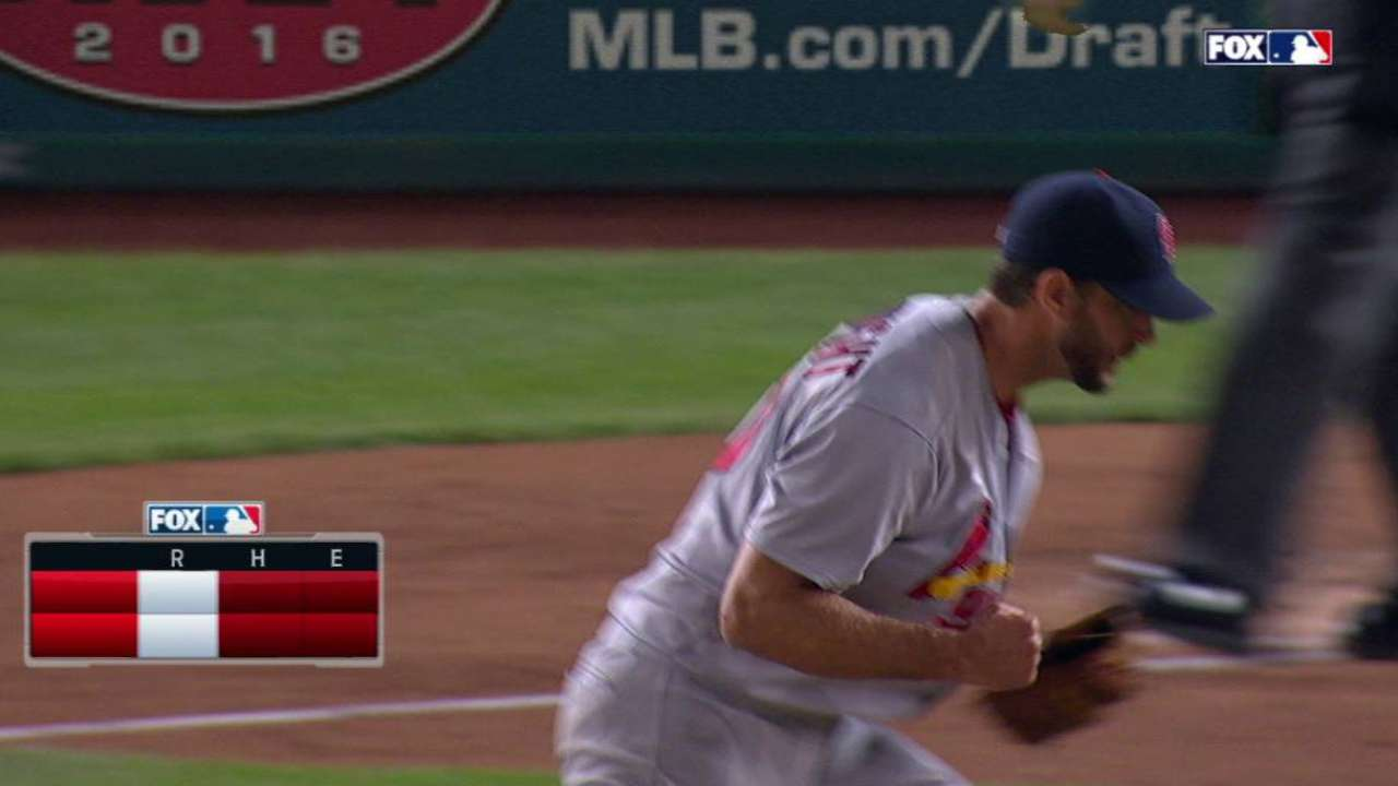 Cardinals turn two in the 7th
