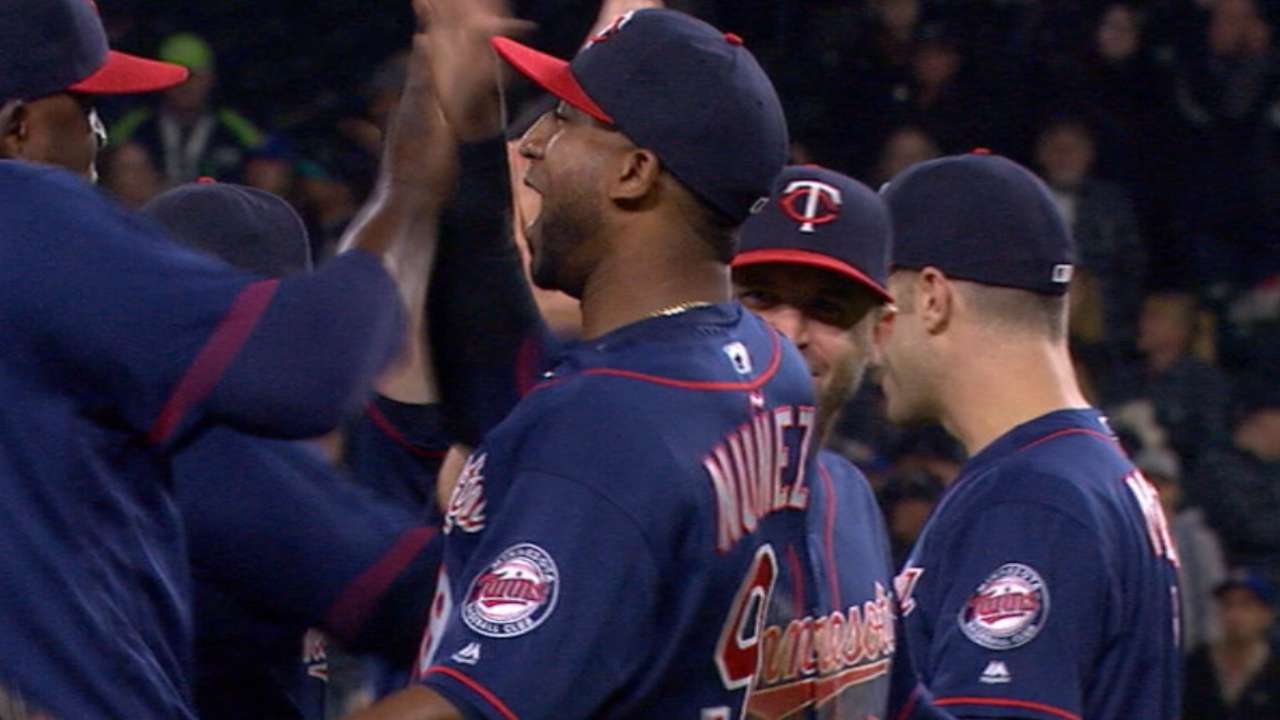 Twin-killing: DP gives Twins win over Mariners