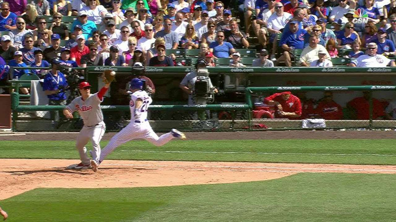 Franco's double play