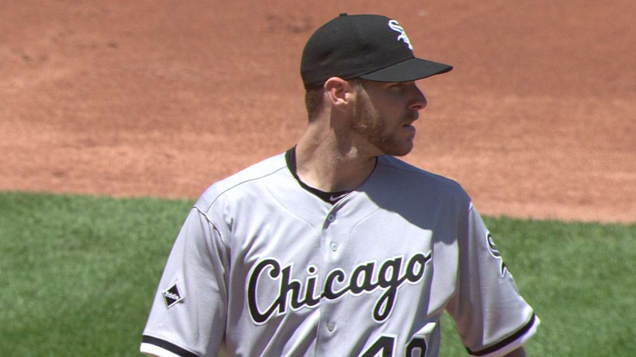 Sale's solid outing on the road