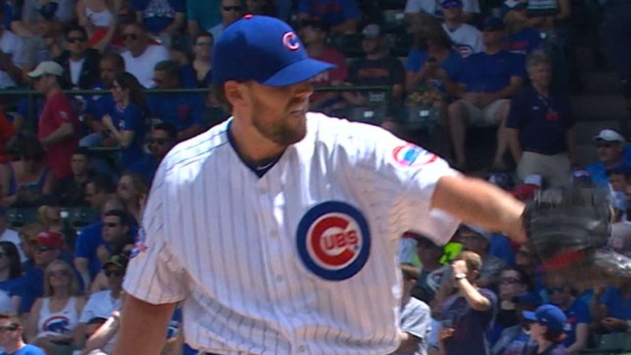 Lackey's excellent start