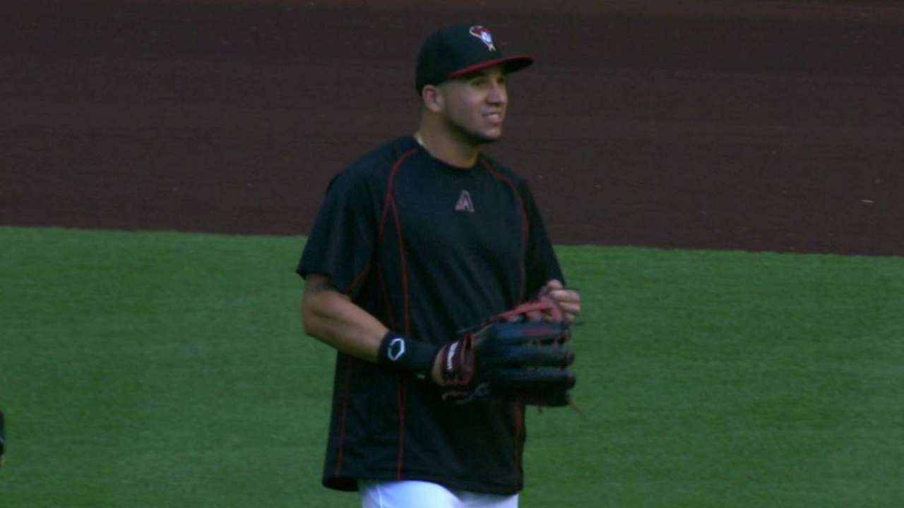 D-backs plan to activate Peralta for Rays series