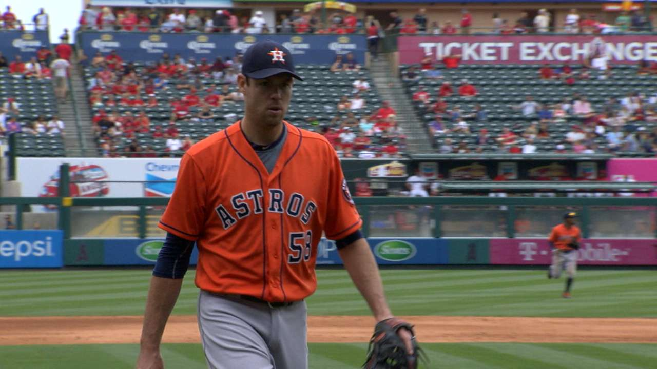 Fister fans three in the 3rd