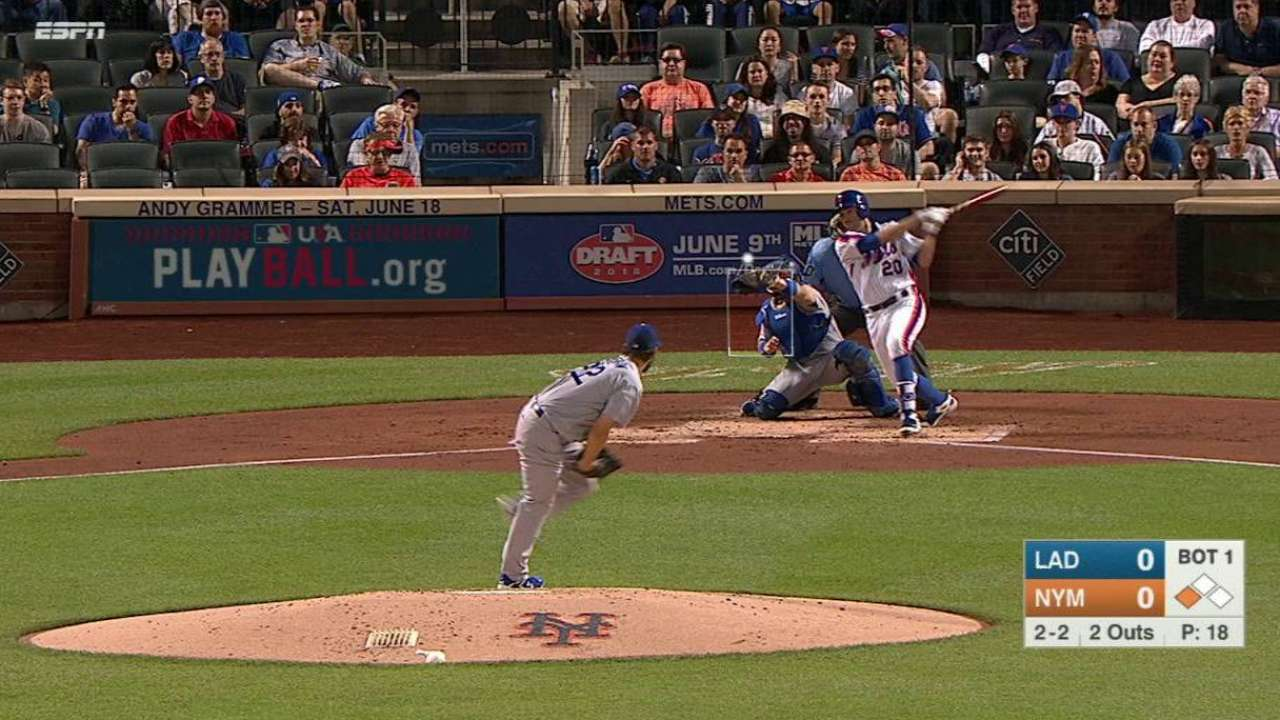Top GIFs: Kershaw notches 100th strikeout