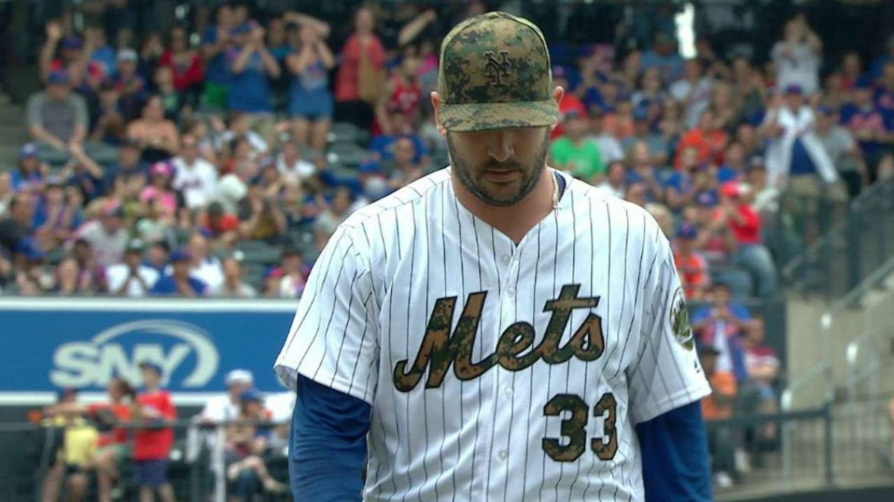 Harvey evades trouble in the 7th
