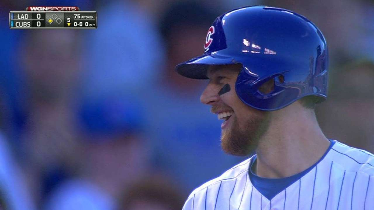 May a kind month for Zobrist