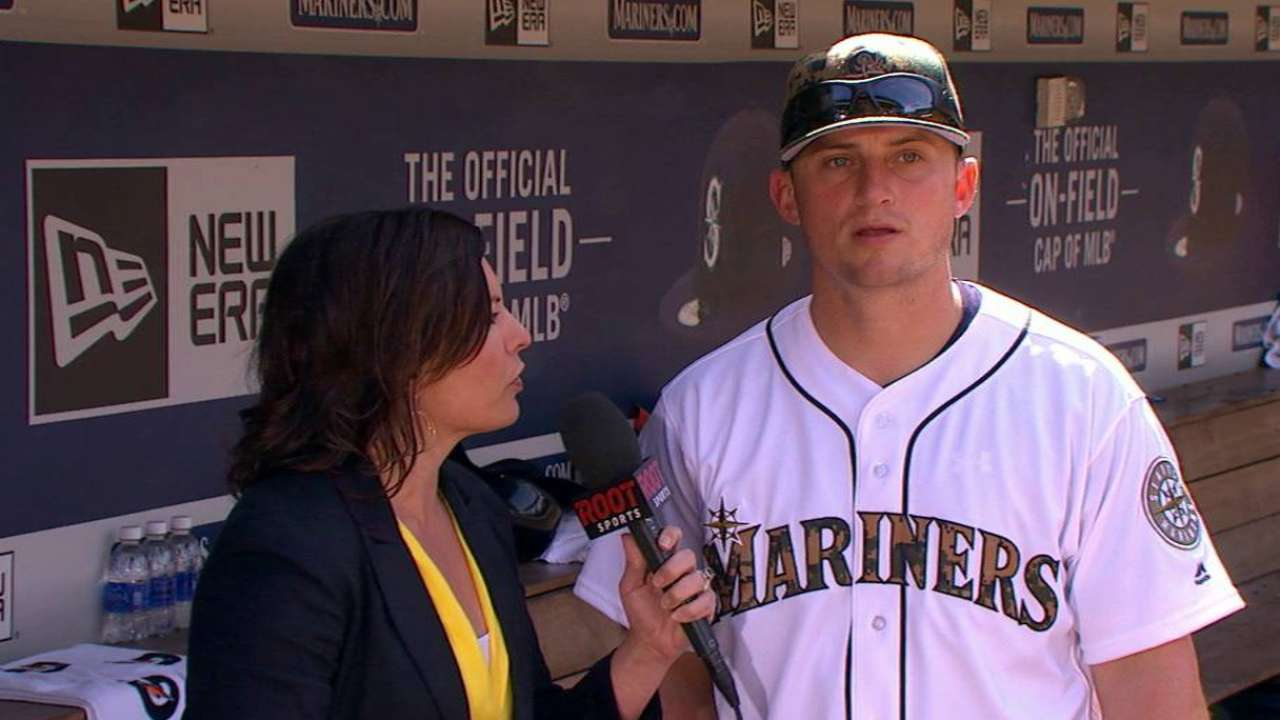 Seager on Mariners' performance