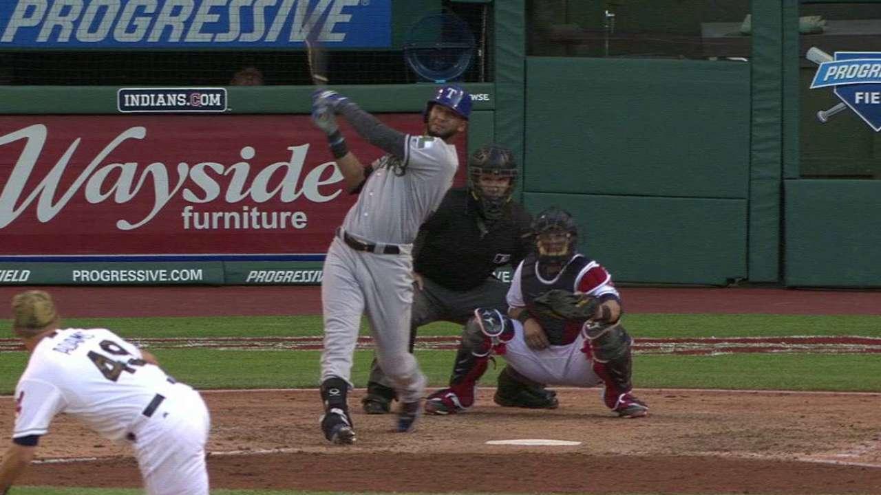Mazara's three-run homer