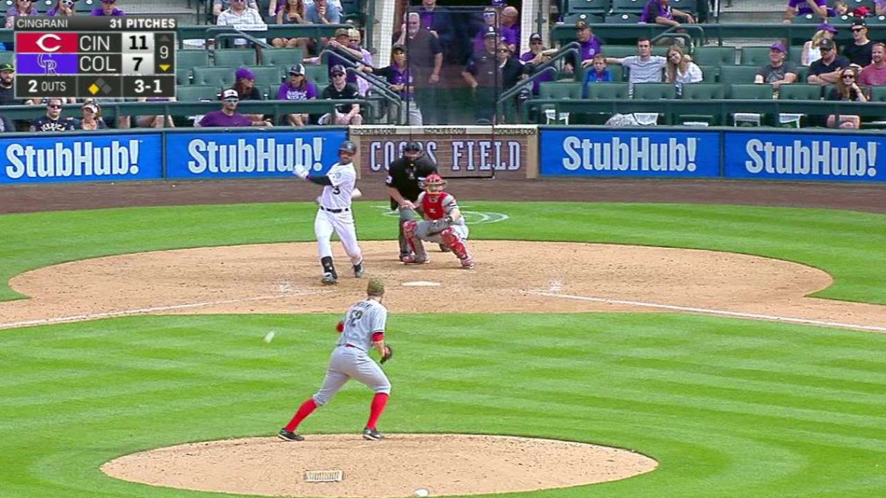 Descalso's RBI single in the 9th