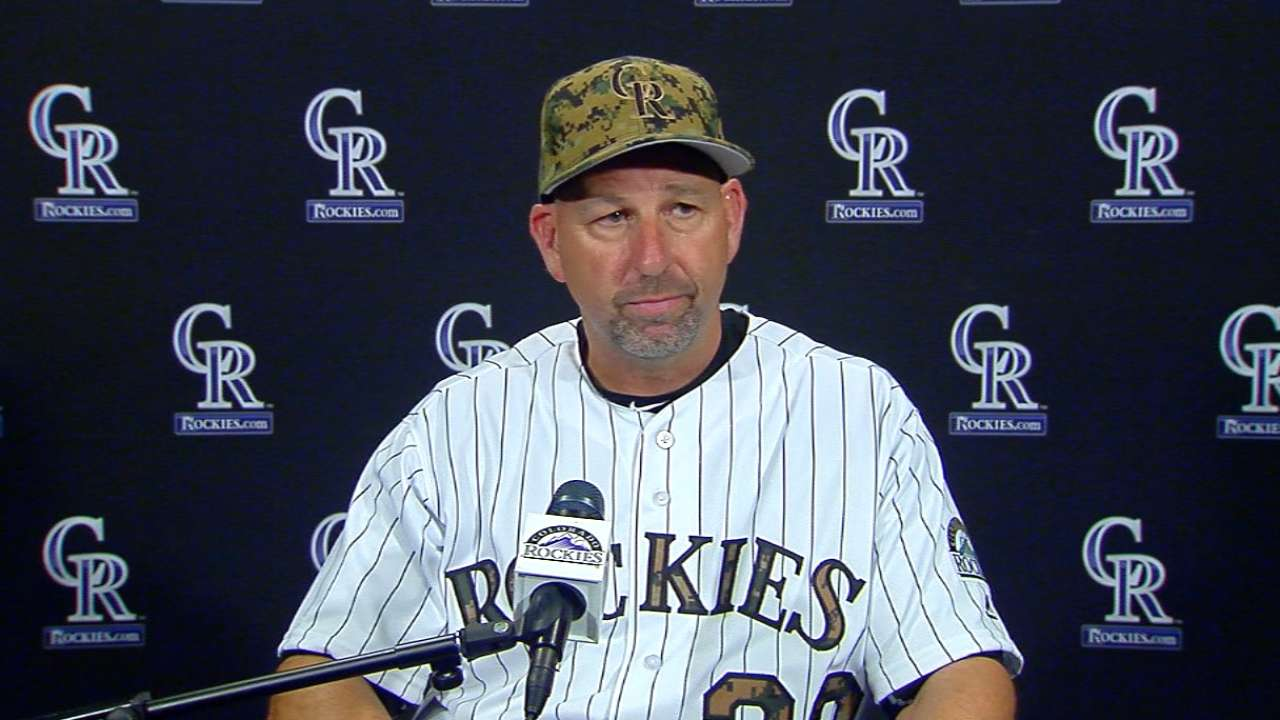 Weiss on tough loss to the Reds