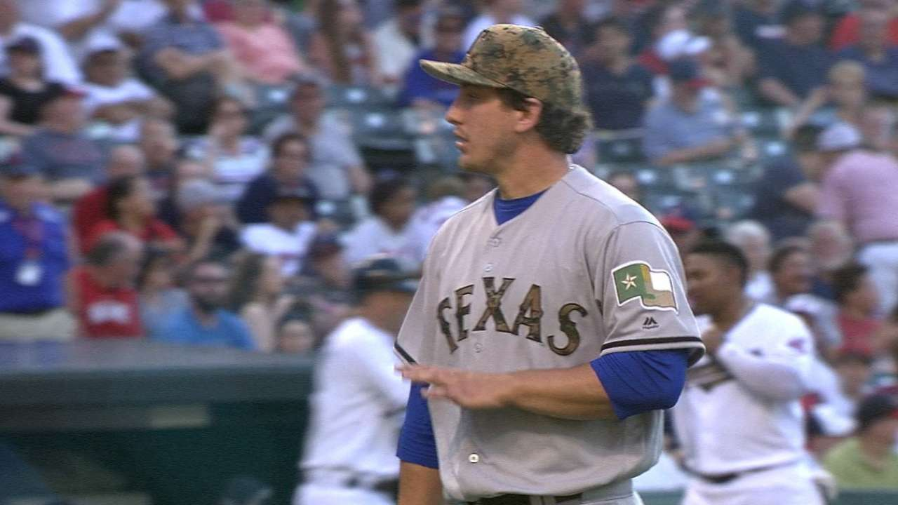 Rangers strike fast as Holland cruises past Tribe