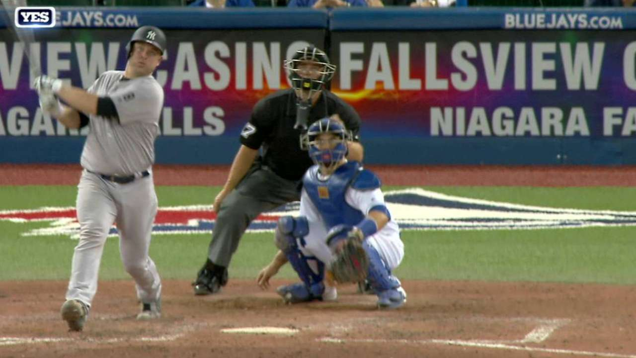 McCann's monster shot