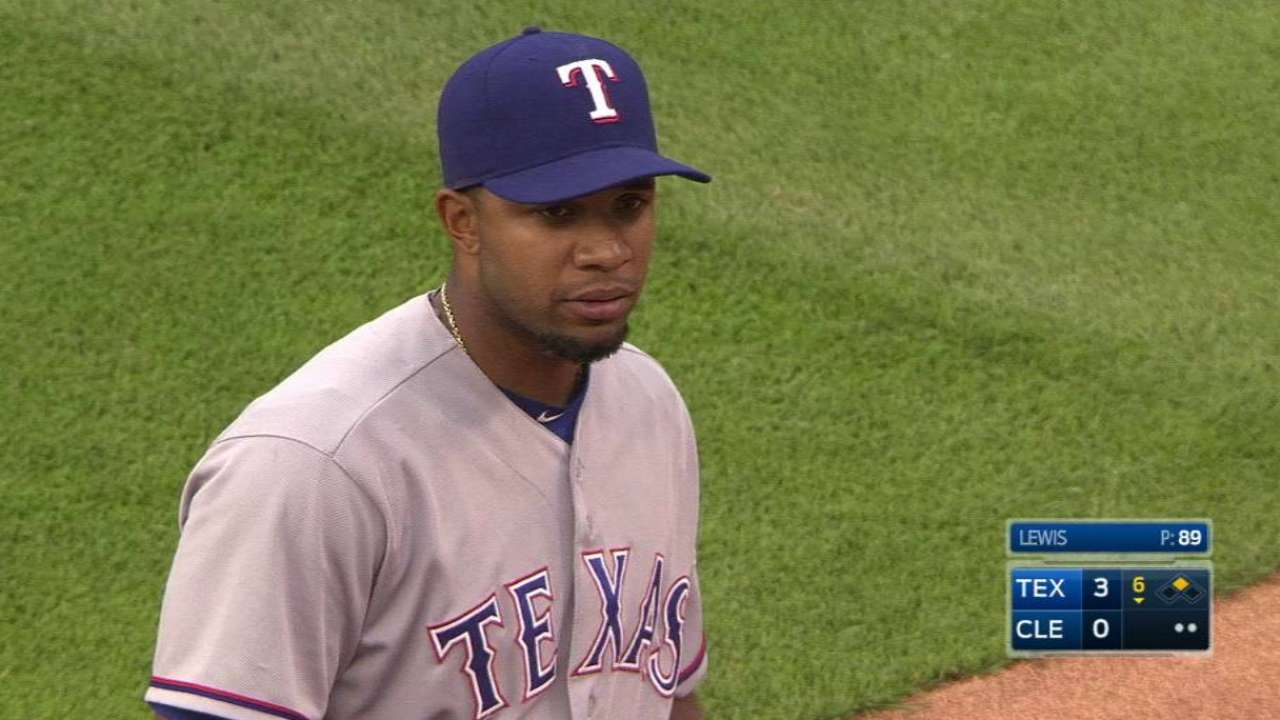 Andrus' diving stop