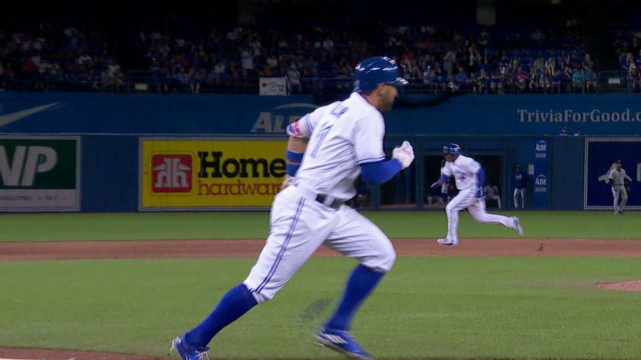 Blue Jays strike in 7th to down Yankees