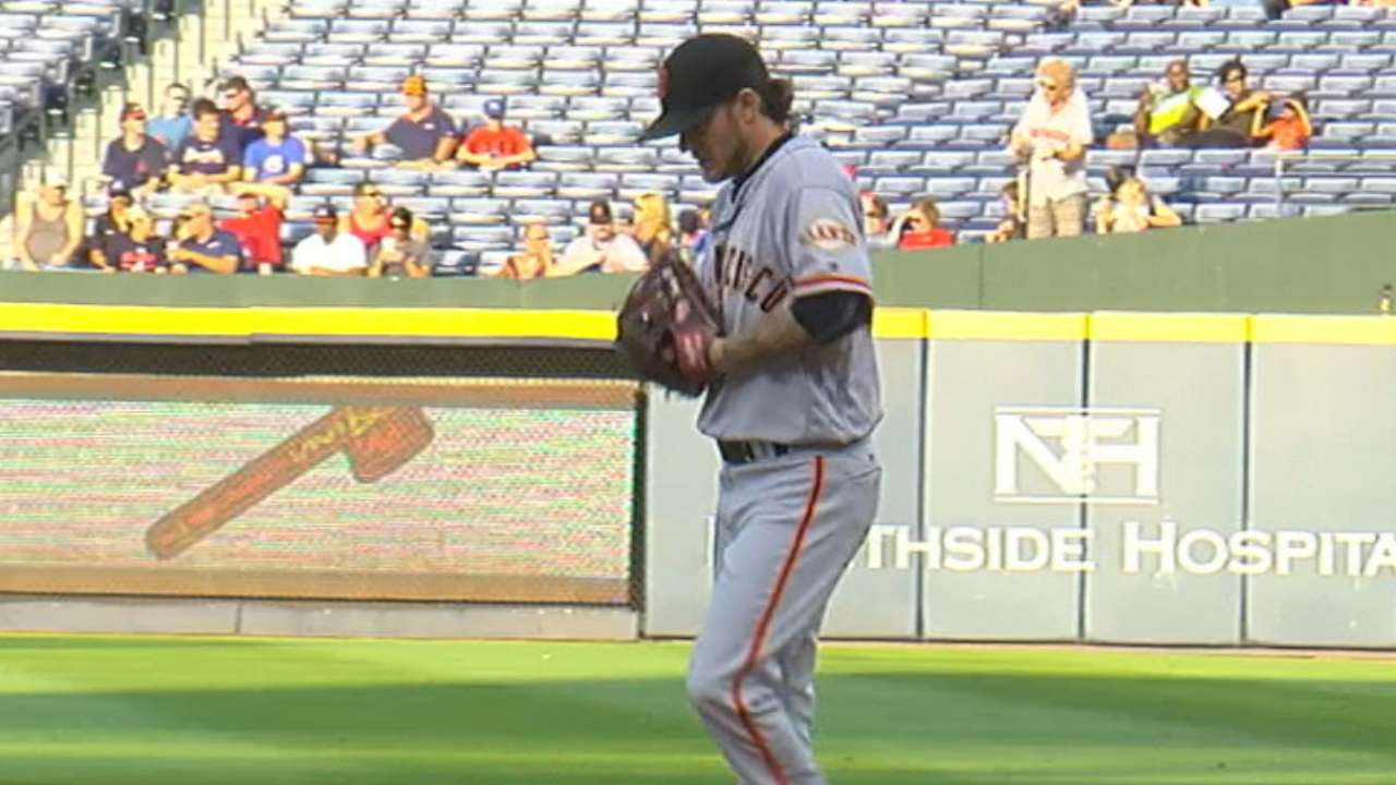 Span helps Peavy enjoy stellar birthday