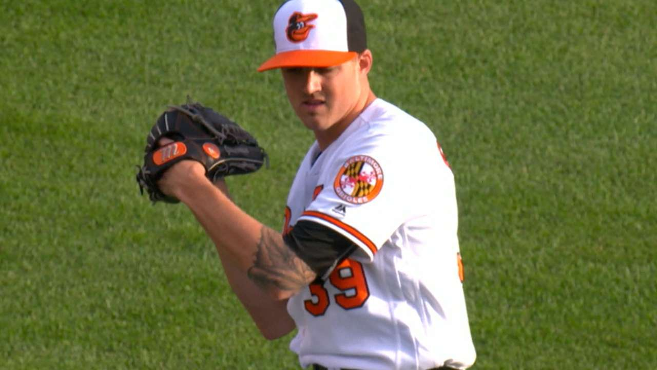 O's seek solution to recent rough patch