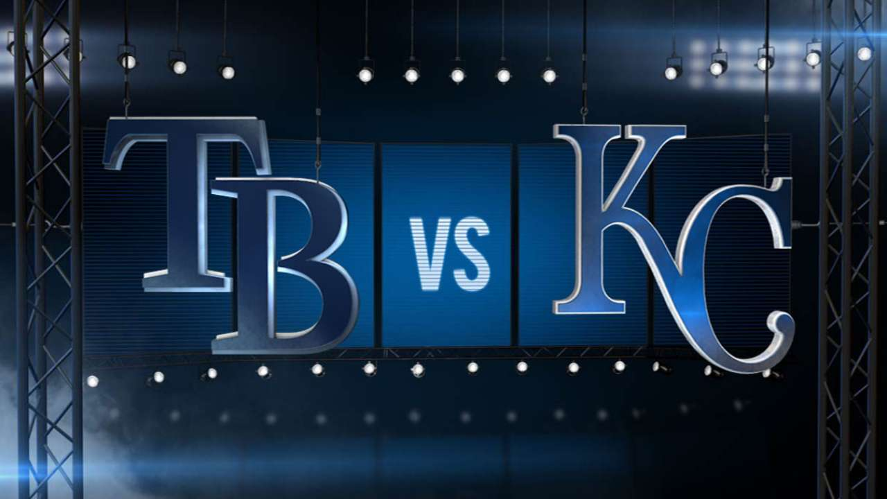 Fans watched Royals-Rays in record numbers