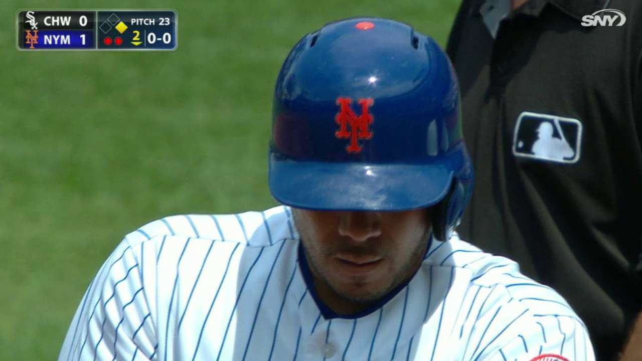 Mets unable to capitalize on scoring chances