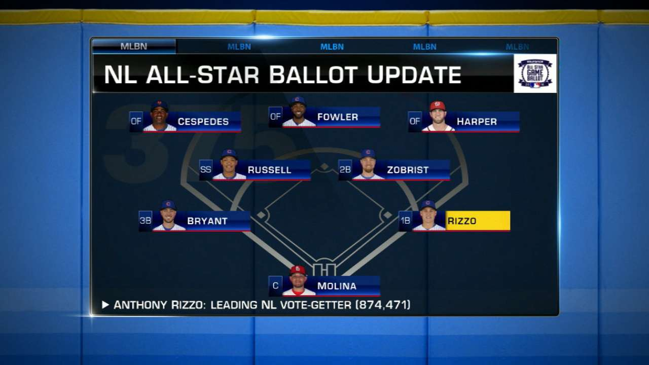 A-Gon in the running for NL All-Star spot