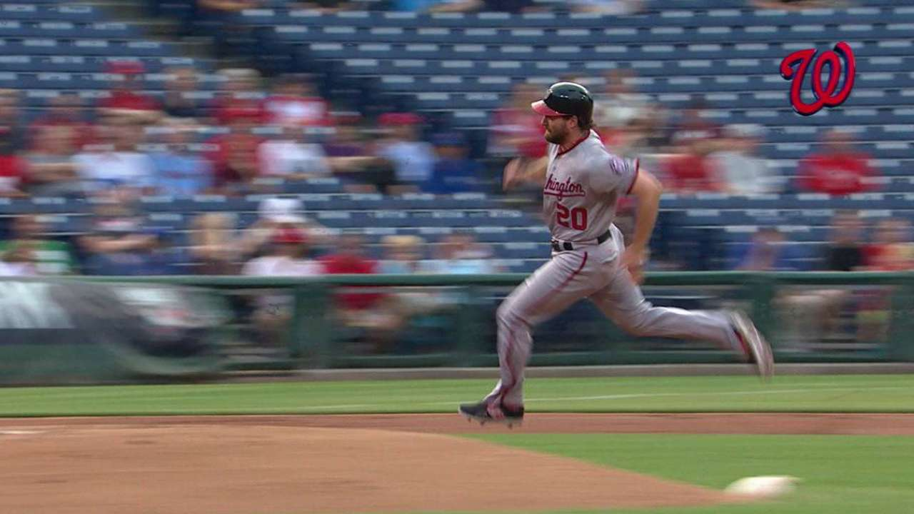 Zimmerman's RBI double
