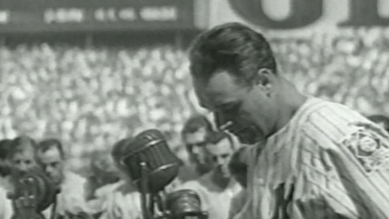 Gehrig's legend hasn't faded 75 years after death