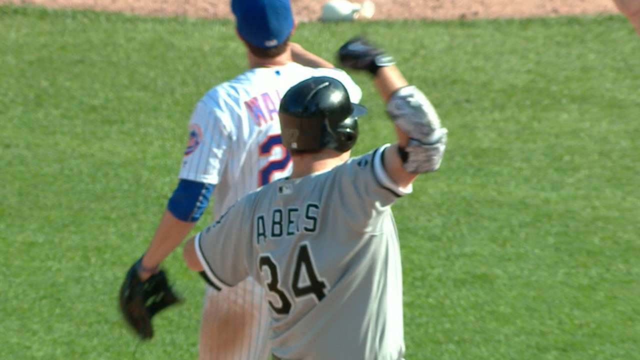 Albers working to re-establish command