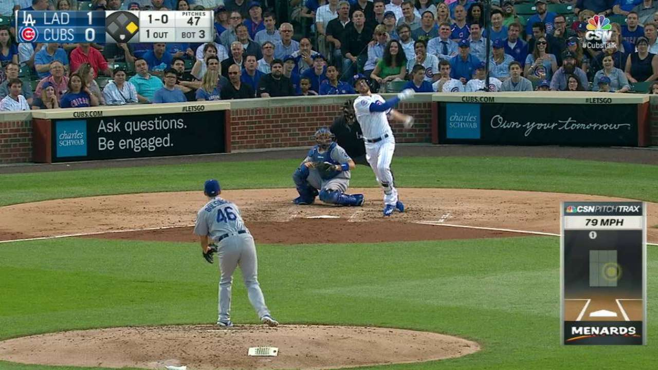 Lester y Cachorros se llevaron duelo ante Dodgers