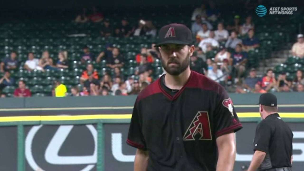 Ray's strikeout ends trouble