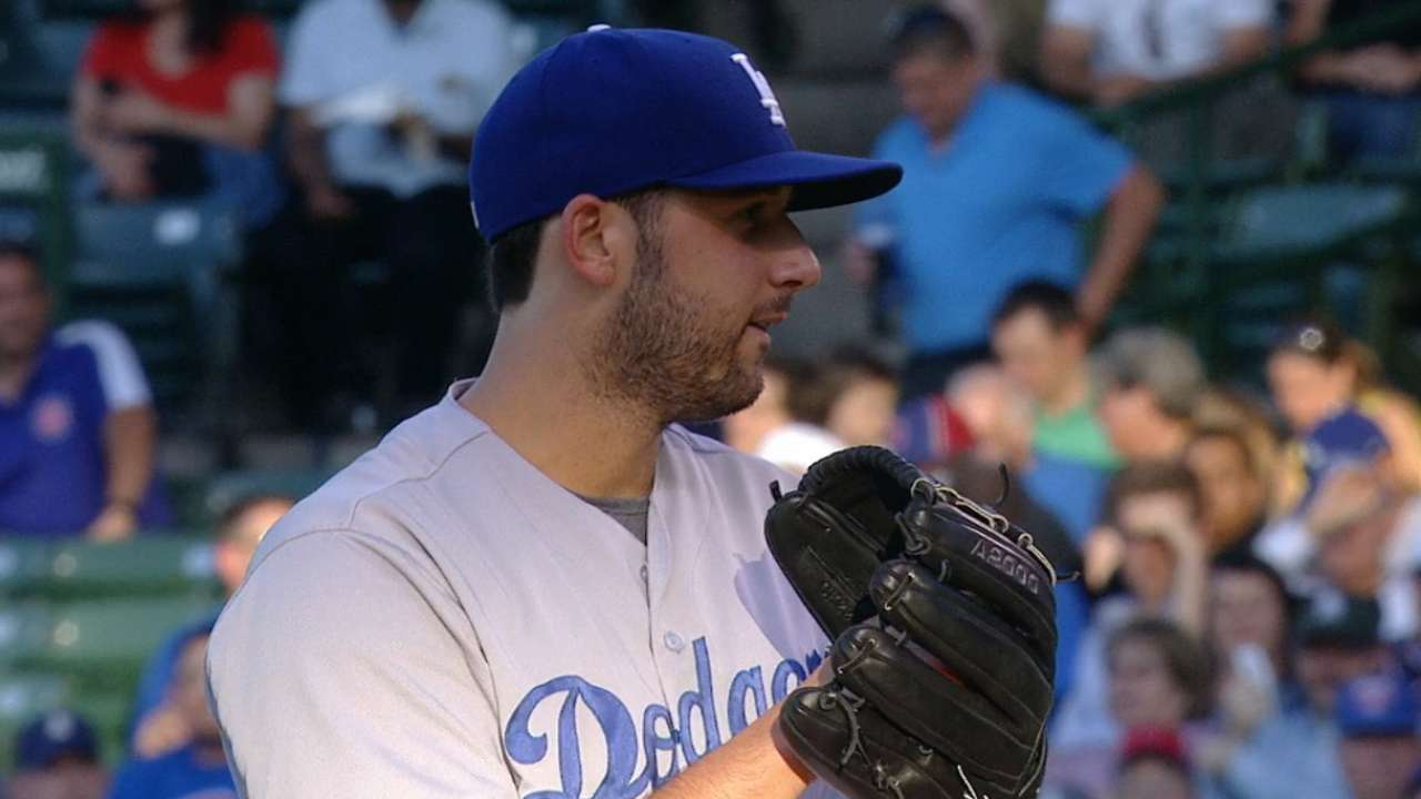 Even on an off night, Bolsinger keeps LA close
