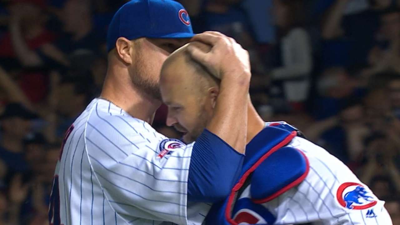 Lester stifles Dodgers for 13th career CG