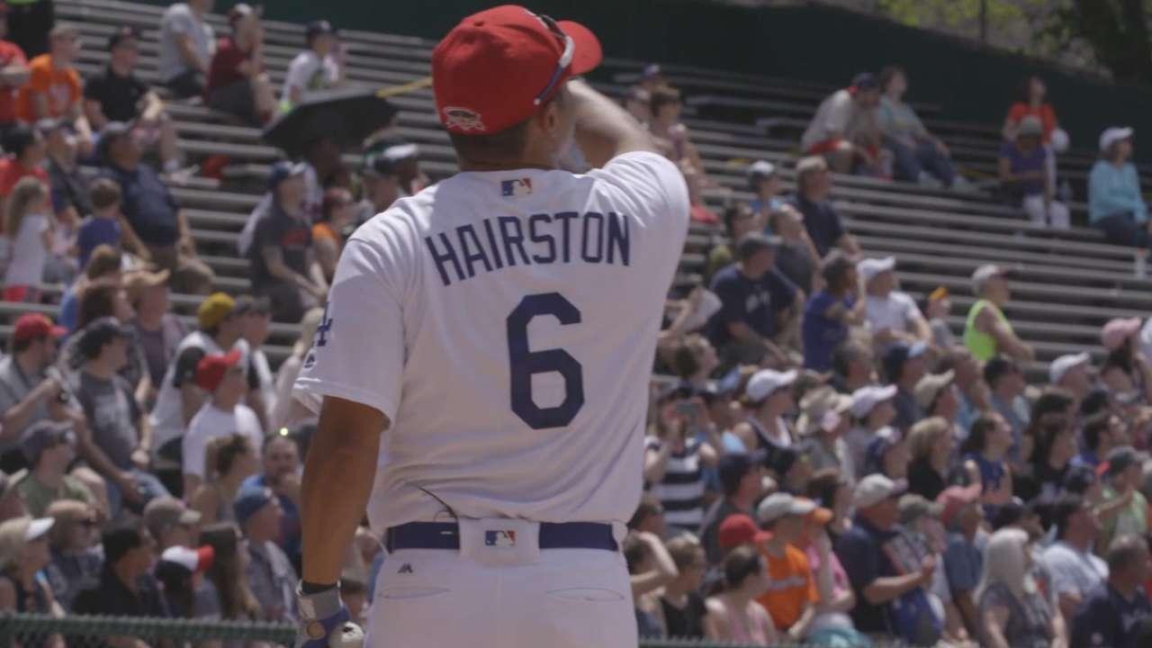 Hairston Jr. hits pair in Derby