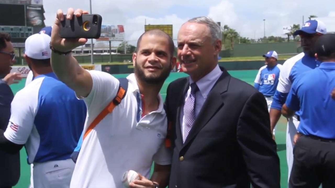 MLB, MLBPA strengthening ties with Puerto Rico