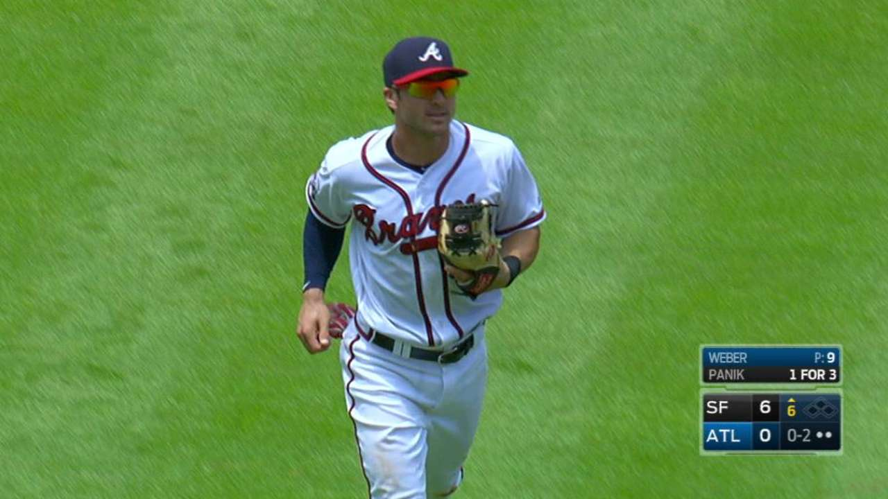 d'Arnaud proving to be important piece for Braves