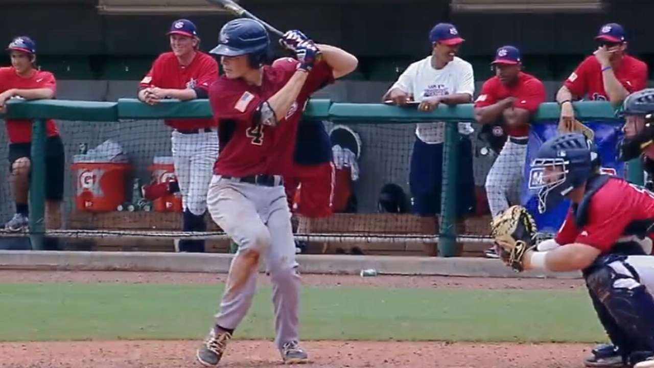 Top 200 Draft Prospects: High school hurlers galore
