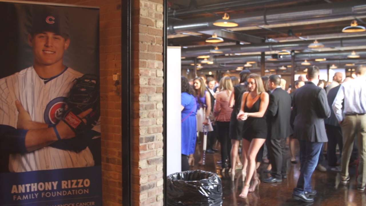 Rizzo's 'Cook-Off for Cancer' benefits kids