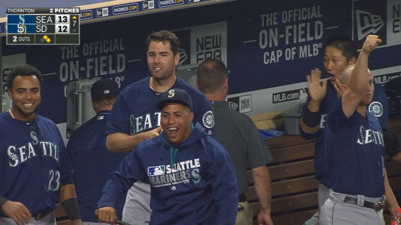 Must C: Mariners' epic comeback