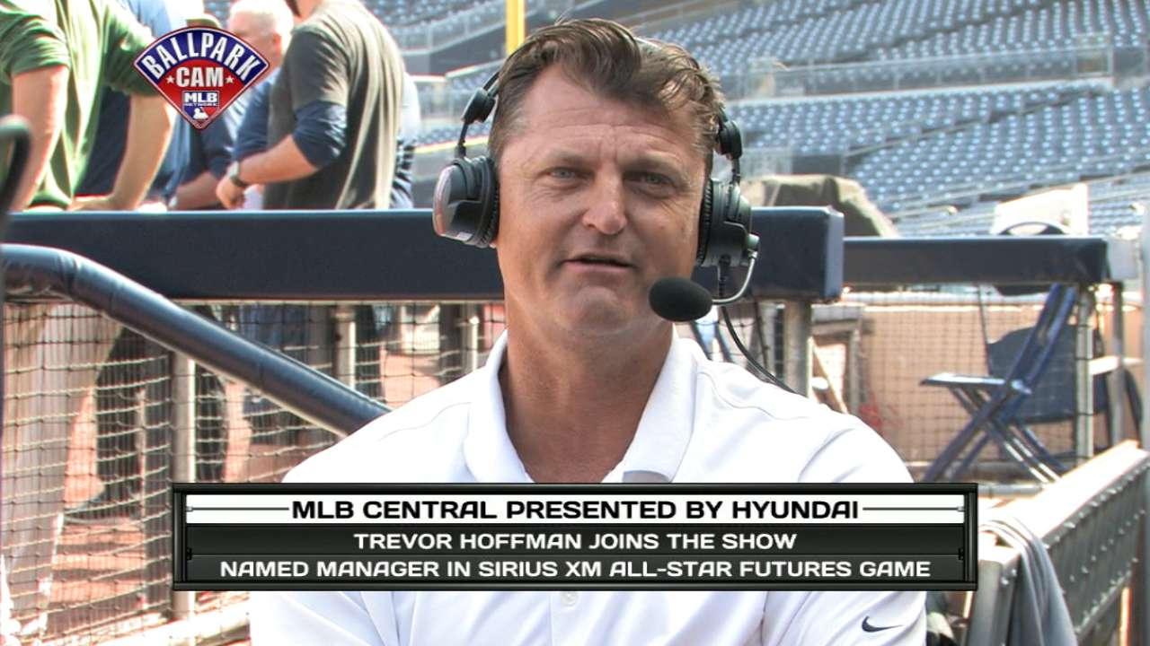 MLB Central: Hoffman