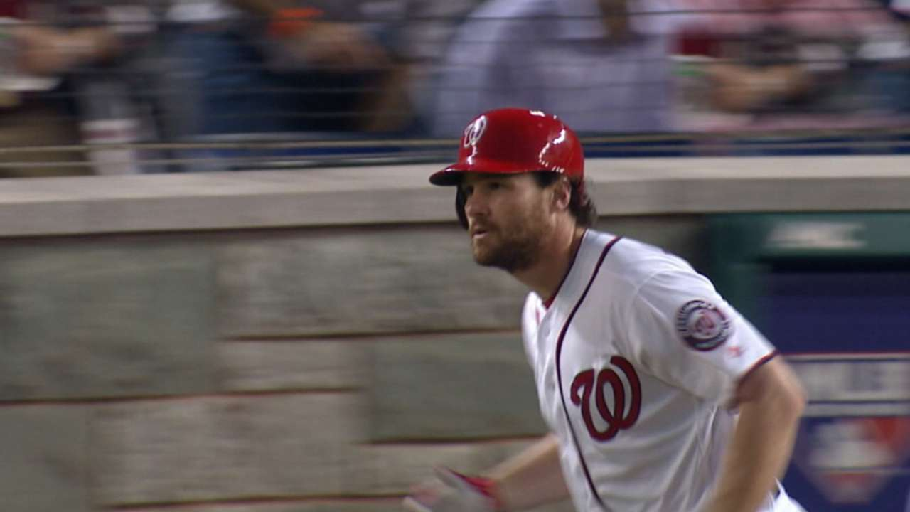 Murphy earns NL Player of the Month honors for May
