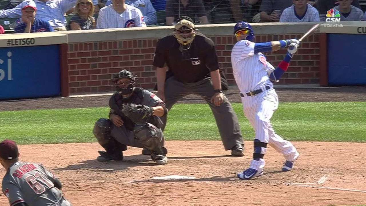 Baez breaks game open