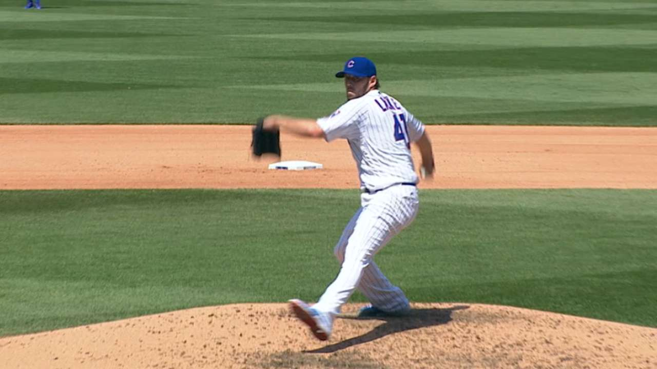 Lackey's stellar outing